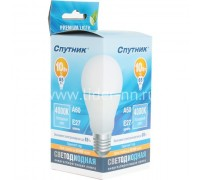 СПУТНИК Led10-A60/4000К/E27/лампа светод.10Вт 160-260B
