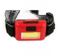 Camelion  фонарь налобный LED5357
