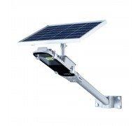 Светильник светодиодный с солнечной панелью и пультом 50W