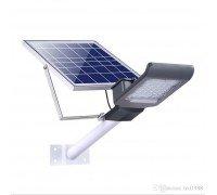 Светильник светодиодный с солнечной панелью и пультом 30W