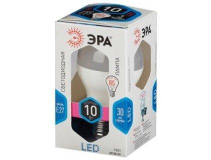 Светодиодная лампа ЭРА smd A60-10W-842 E27 ECO