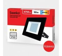 SWEKO Cветодиодный прожектор 50w