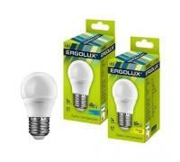 ERGOLUX LED 7-G45/845/E27