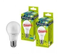 ERGOLUX LED 9-A60/830/D E27