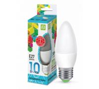ASD 10-C35-E27-4000 свеча 10Вт 210-240В холодный свет
