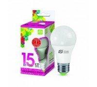 ASD LED 15-A60-E27-6500 лампа светодиодная 15Вт 210-240В дневной свет