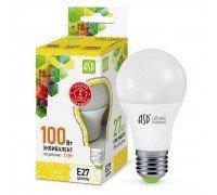 ASD LED 11-A60-E27-3000 лампа светодиодная 11Вт 210-240В тёплый свет