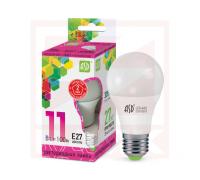 ASD LED 11-A60-E27-6500 лампа светодиодная 11Вт 210-240В дневной свет