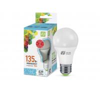 ASD LED 15-A60-E27-4000 лампа светодиодная 15Вт 210-240В холодный свет