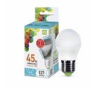 ASD LED 5-A60-E27-4000 лампа светодиодная 5Вт 210-240В холодный  свет стандартной формы