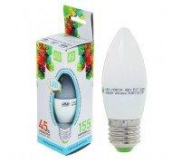 ASD LED 5-C35-E27-4000 свеча лампа светодиодная 5Вт 210-240В холодный свет
