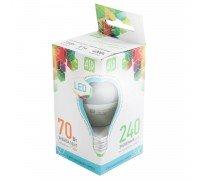 ASD LED 7.5-G45-E14 шар 7.5Вт 210-240В 4000К холодный свет