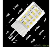 ASD LED JC-standart 3Вт 12 Вольт G4 4000K холодный свет
