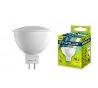 ERGOLUX LED 5 JCDR-830-GU5.3 5Вт