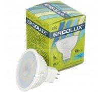 ERGOLUX LED 5 JCDR-845-GU5.3 5Вт