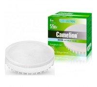 CAMELION LED 6-GX53-845 6Вт белый свет