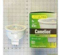 CAMELION LED 8-JCDR-830-GU5.3 8Вт 220Вт