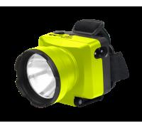 ФАZA Фонарь AccuFH7-L1W/ аккумуляторный зелёный