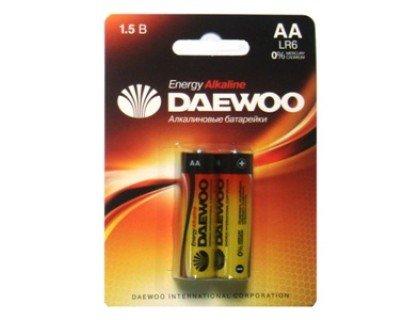 DAEWOO Energy Alcaline LR6 BL2