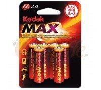 KODAK Max LR6 BL4+2