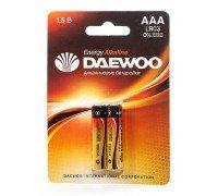 DAEWOO Energy LR03 BL2 20шт./кор.