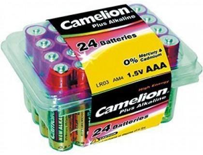 CAMELION LR03 PB24 24шт./кор.