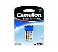 CAMELION Blue 6F22 BL1/9V Крона 12шт/кор солевая