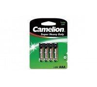 CAMELION R03 BL4 Green 48 шт/кор солевая
