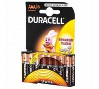 DURACELL Basic LR03 BL8 80 шт/кор