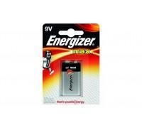ENERGIZER 6LR61 BL1/9V Крона 12 шт/кор алкалиновая