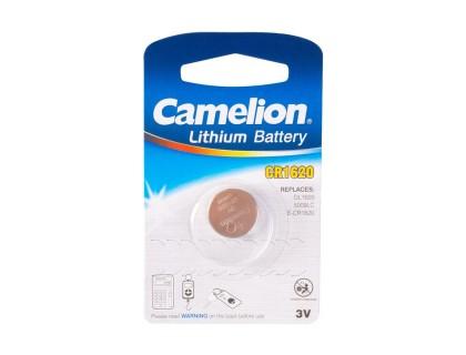 CAMELION CR1620 BL1/3V 10 шт/кор