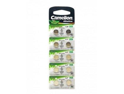 CAMELION G-6 BL10 часовые 100 шт/кор