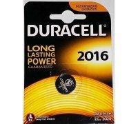 DURACELL CR2016 BL1/3V  10 шт/кор