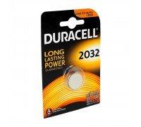DURACELL CR2032 BL1/3V 10 шт/кор