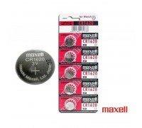 MAXELL CR1620 BL5/3V Батарея