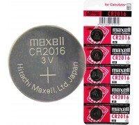 MAXELL CR2016 BL5/3V Батарея