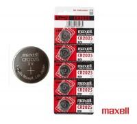 MAXELL CR2025 BL5/3V Батарея