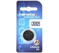 RENATA  CR2025 BL1/3V Батарея