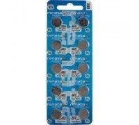 RENATA 389 BL10 батарея для слуховых аппаратов SR1130W, SR54