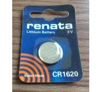 RENATA CR1620 BL1/3V Батарея