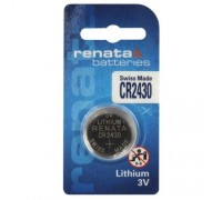 RENATA CR2430 BL1 10 шт/кор Батарея