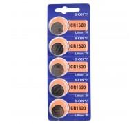 SONY CR1620 BL5/3V Батарея