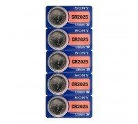 SONY CR2025 BL5/3V  батарея
