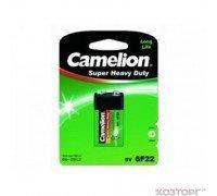 CAMELION 6F22 BL1/9V Крона 12шт/кор солевая