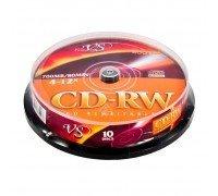 VS Диски CD-RW Cake 10 шт/кор