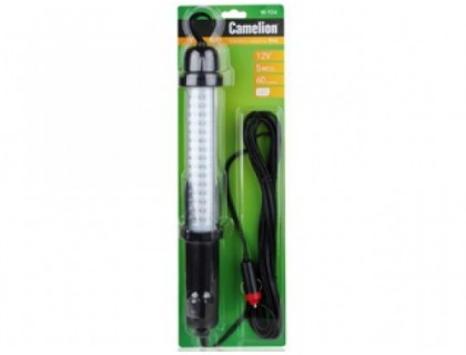 CAMELION W-104/лампа-переноска светодиод. 60Led 12V