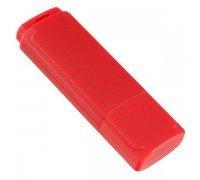 PERFEO  4 GB флеш драйв красная с колпачком USB 2.0 С04