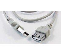 JETT Кабель удлинитель USB 2.0 AM/AF 4.5 метра