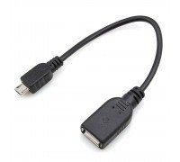 PERFEO Micro USB -USB розетка для телефона OTG 0.2 метра