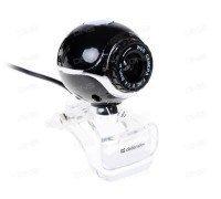 DEFENDER C-090 0.3 Mp Веб камера универсальное крепление